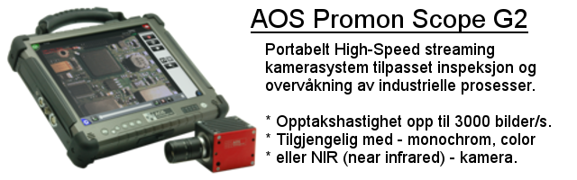 AOS Promon Scope G2